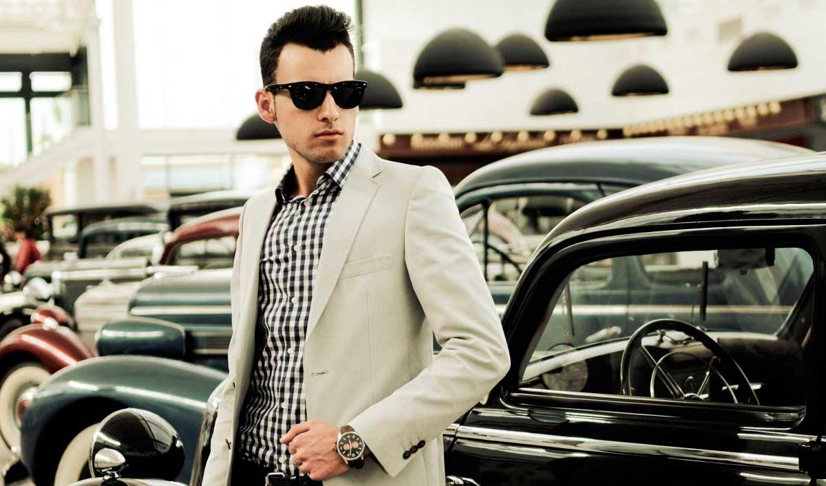 Градска мода за джентълмени