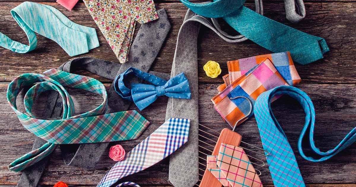 Избор на вратовръзка за неофициален повод
