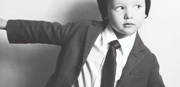 Как да научим синовете си на джентълменство