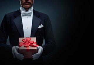 Какво да подарим на един джентълмен?