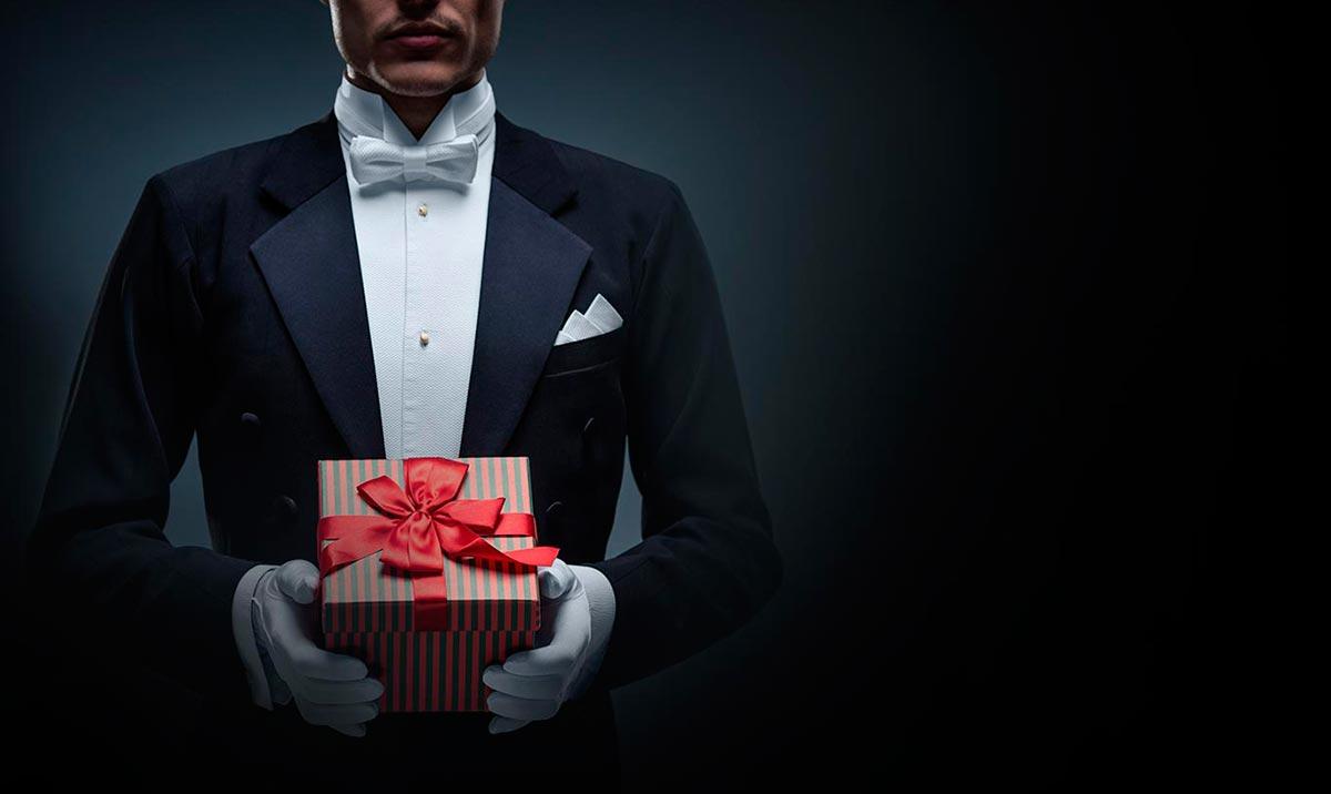 Какво да подарим на един джентълмен