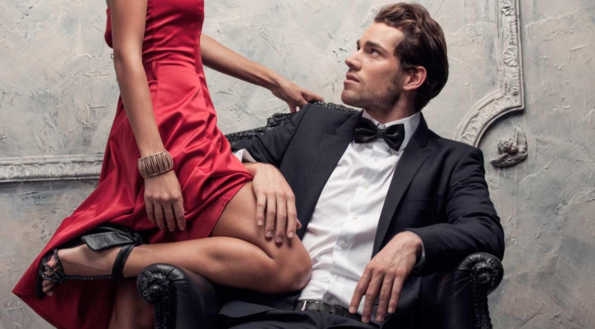Предстои ви среща с джентълмен?