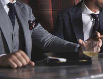 Как се държи истинският джентълмен
