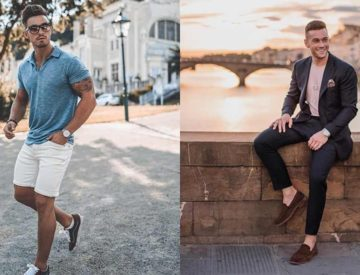 Летни предпочитания в облеклото