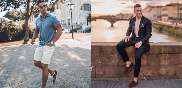 Летни предпочитания в облеклото на мъжете