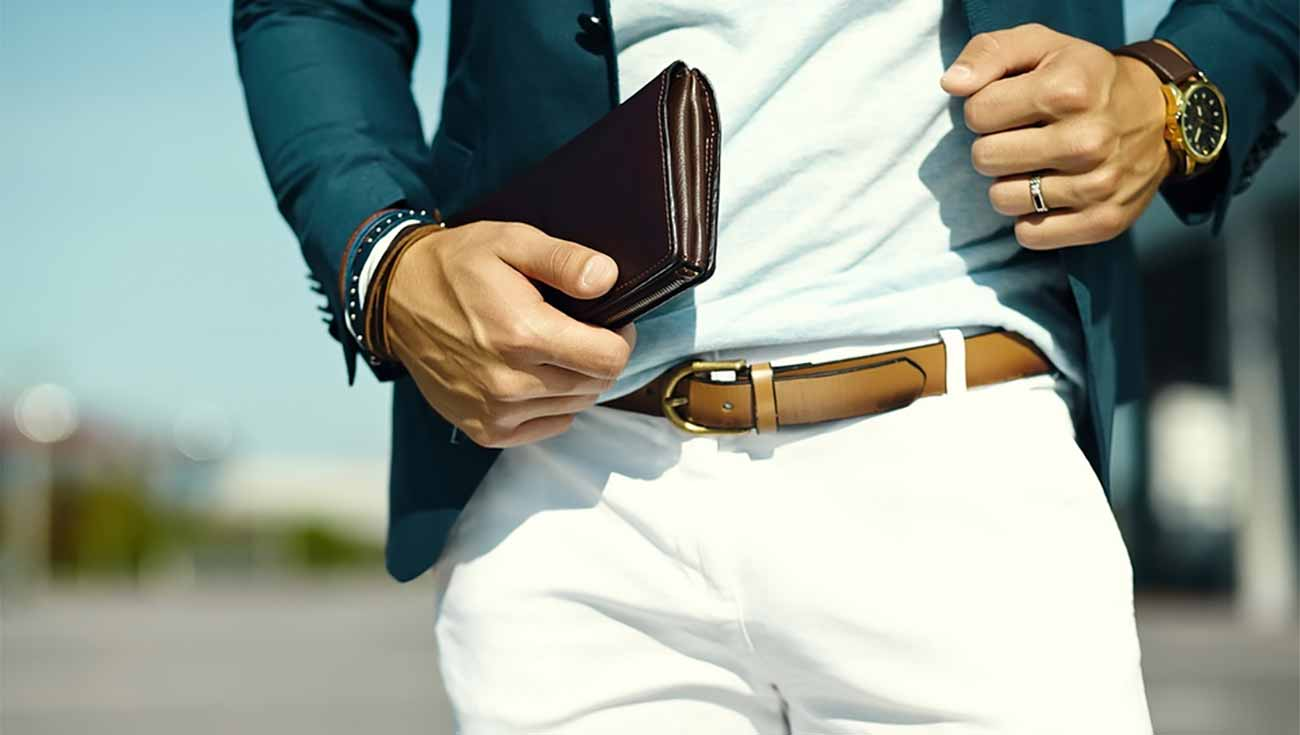 Модерния джентълмен знае как да се облича