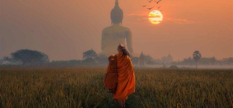 Буда и пътят на просветлението