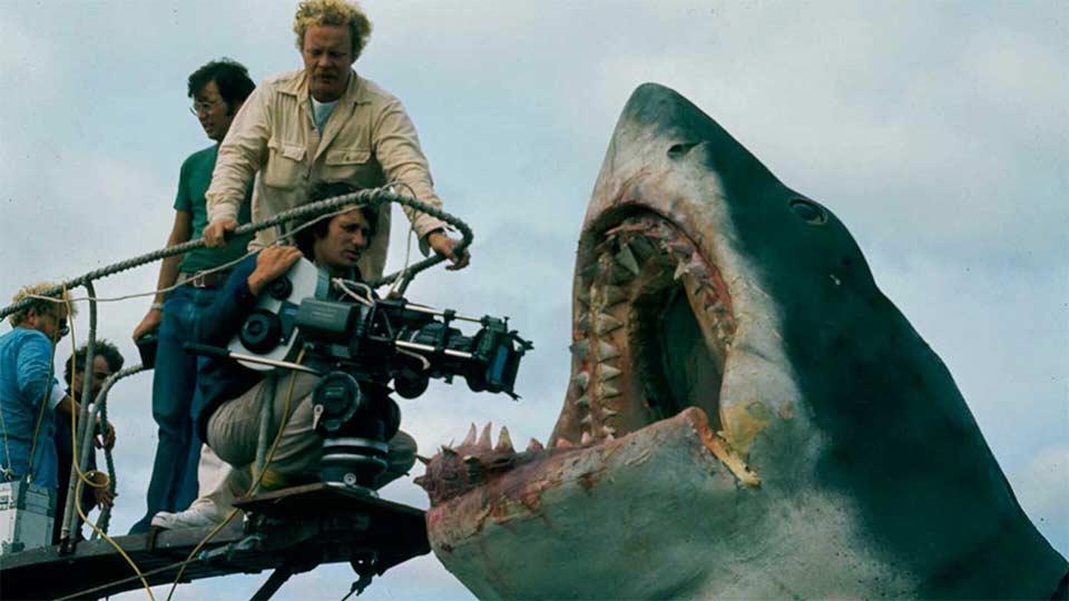 """""""Челюсти"""" е един от най-успешните филмите на Стивън Спилбърг"""