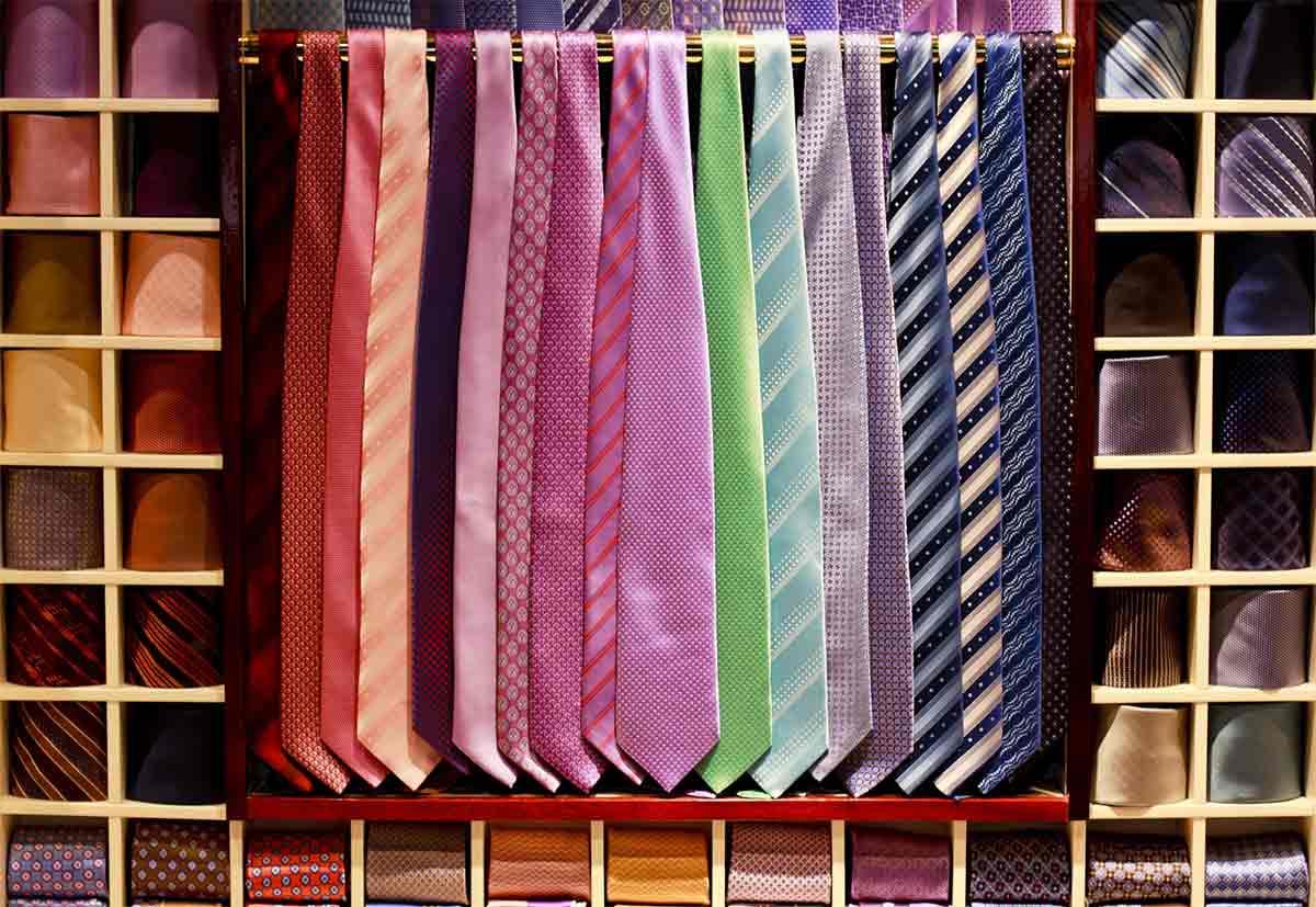 Как да съхраняваме вратовръзките си