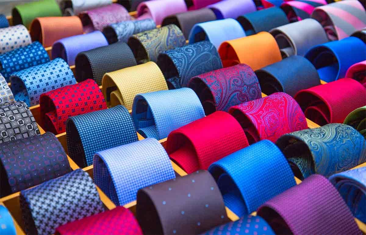 Може да познаете качеството на вратовръзката по материята