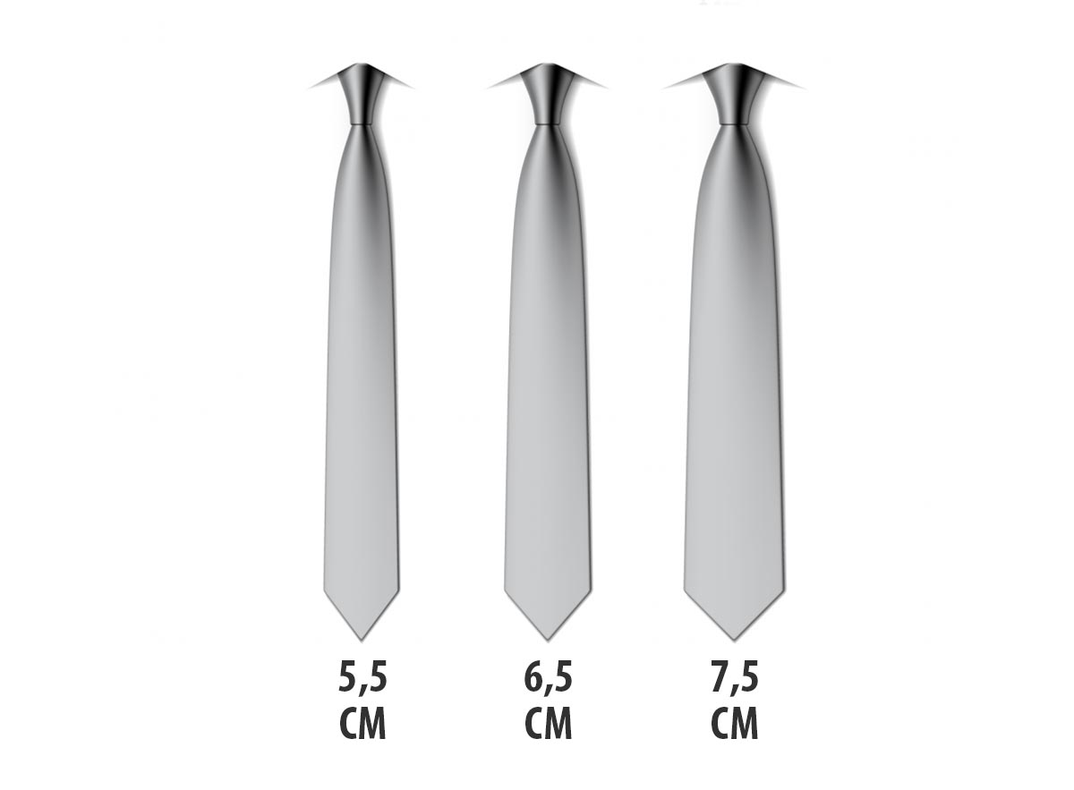 Избор на вратовръзка според случая