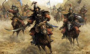 Основателят на Монголската империя - Чингис Хан