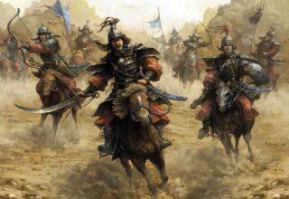 Основателят на Монголската империя – Чингис Хан