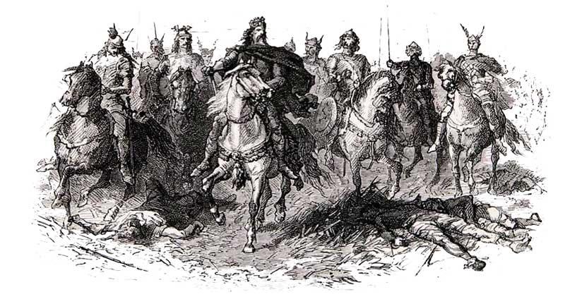 Историята на Карл Велики