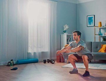 Домашен фитнес – как да поддържаме форма по време на пандемия