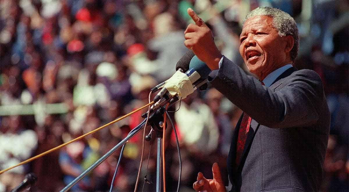 Следата, която остави Нелсън Мандела